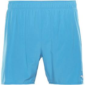 Mizuno Alpha 5.5 - Pantalones cortos running Hombre - gris/azul